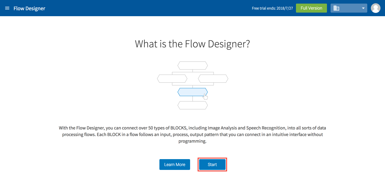 What is a Flow Designer?