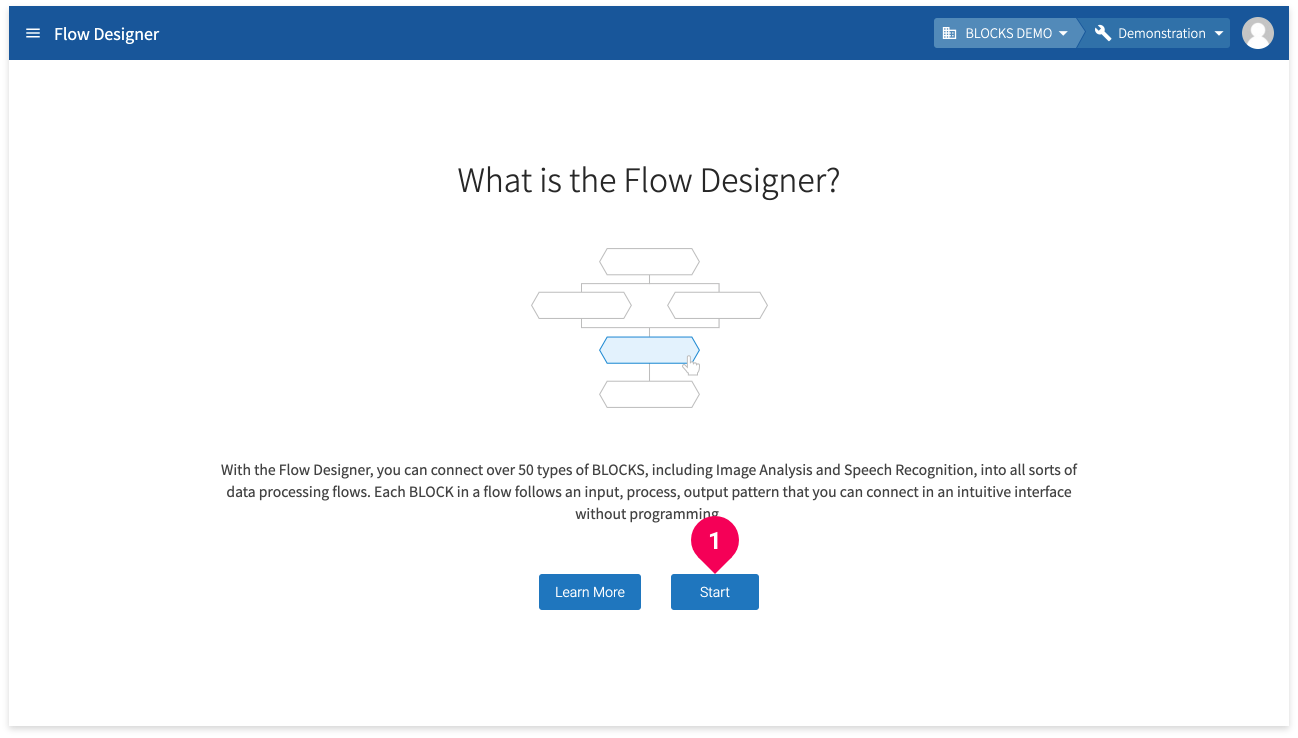 What is a Flow Designer