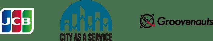 JCB x CITY AS A SERVICE x Groovenauts